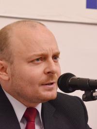 Lídr kandídátky Štefek Zdeněk