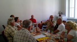 Setkání zastupitelů
